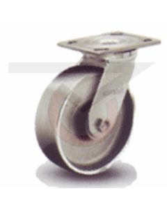 "Albion 16 Series Swivel Caster - Forged Steel 6"" x 2"""
