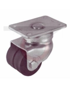 #30 Swivel Caster - Elastomer 2-1/2""