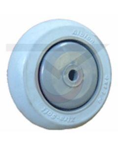 """Gray Rubber - 5"""" x 1-1/4"""" (325 lb. Cap)"""
