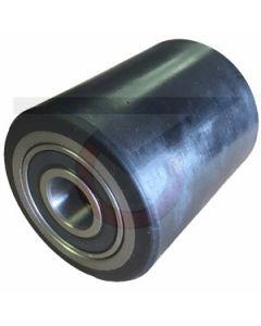"""CE Clarke Pallet Jack Load Wheel - 2.9"""" dia. x 3-3/4"""" w x 20mm ID"""