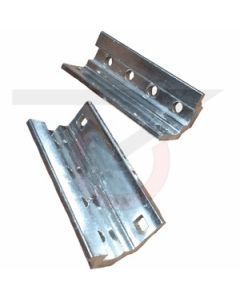 Nose Plate Brackets for Aluminum Hand Trucks