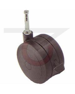 "2-1/4"" Softech Black w/ Brake - Grip Neck Stem (100 lb. Capacity)"