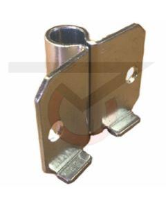 """Side Mount Caster Socket - 7/16"""" ID - 4 PACK"""
