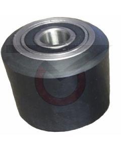 """CE Clarke Tandem Pallet Jack Load Wheel - 3""""dia x 2-1/2""""w x 20mm ID"""