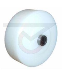 "UHMW Polymer - 4"" x 1-1/2""(300 lb. Cap)"