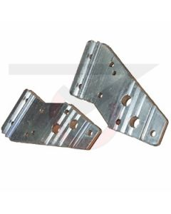 Wheel Bracket Set for Aluminum Hand Trucks
